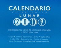 CALENDARIO ASTROLOGICO LUNAR 2019