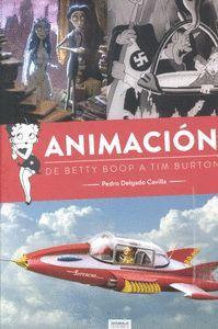 ANIMACION DE BETTY BOOP A TIM BURTON