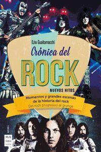 CRONICA DEL ROCK. NUEVOS HITOS