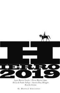 XXXVIII PREMIOS JOSÉ HIERRO