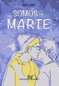 SOMOS DE MARTE