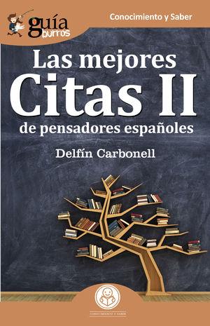 GUÍABURROS LAS MEJORES CITAS II