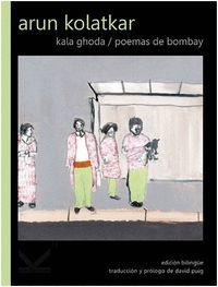 KALA GHODA: POEMAS DE BOMBAY