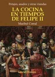 COCINAS EN TIEMPOS DE FELIPE II