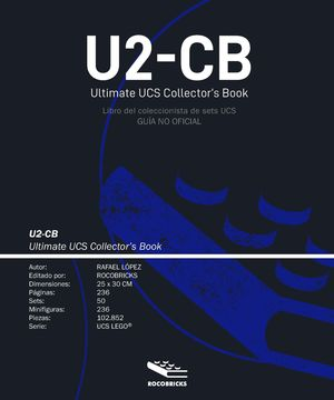 U2-CB ULTIMATE COLLECTOR'S BOOK (CASTELLANO)
