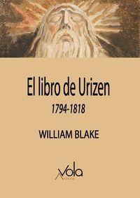 EL LIBRO DE URIZEN 1794-1818