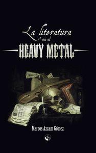 LA LITERATURA EN EL HEAVY METAL