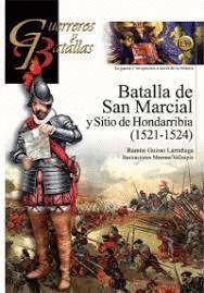 BATALLA DE SAN MARCIAL Y SITIO DE HONDARRIBIA