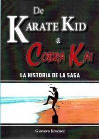DE KARATE KID A COBRA KAI