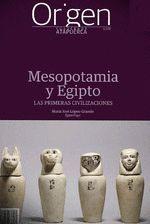 CUADERNO ORIGEN 19 MESOPOTAMIA  Y EGIPTO