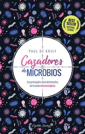 CAZADORES DE MICROBIOS
