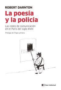 LA POESÍA Y LA POLICÍA