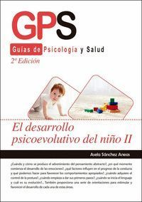 DESARROLLO PSICOEVOLUTIVO DEL NIÑO II-2 EDICION