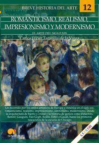 BREVE HISTORIA DEL ROMANTICISMO, REALISMO, IMPRESIONISMO Y MODERNISMO
