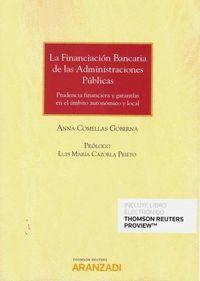 FINANCIACIÓN BANCARIA DE LAS ADMINISTRACIONES PÚBLICAS, LA (DÚO)