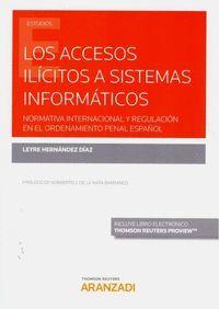 ACCESOS ILÍCITOS A SISTEMAS INFORMÁTICOS, LOS  (DÚO)