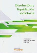 DISOLUCIÓN Y LIQUIDACIÓN SOCIETARIA (DÚO)