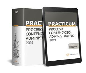 PRACTICUM PROCESO CONTENCIOSO - ADMINISTRATIVO 2019 (PAPEL + E-BOOK)