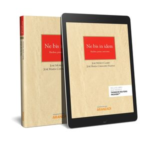 NE BIS IN IDEM (PAPEL + E-BOOK)