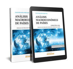 ANÁLISIS MACROECONÓMICO DE PAÍSES (PAPEL + E-BOOK)
