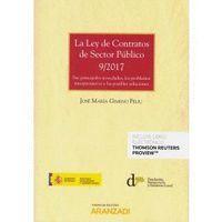 LEY DE CONTRATOS DE SECTOR PUBLICO 9/17 PROBLEMAS INTERPRET