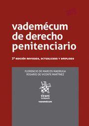 VADEMÉCUM DE DERECHO PENITENCIARIO.2ªEDICIÓN