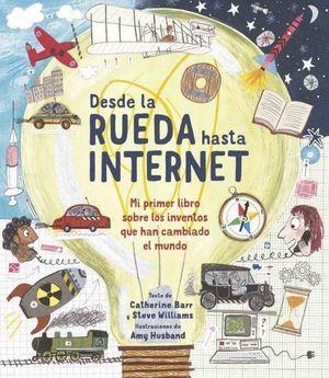 DESDE LA RUEDA HASTA INTERNET