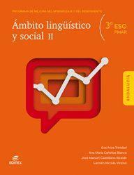 ÁMBITO LINGÜÍSTICO Y SOCIAL II  PMAR ANDALUCÍA 2020
