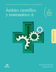ÁMBITO CIENTÍFICO Y MATEMÁTICO II PMAR ANDALUCÍA 20
