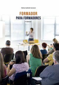 FORMADOR PARA FORMADORES. 3º EDICIÓN