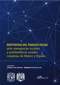 RESPUESTAS AL TRABAJO SOCIAL