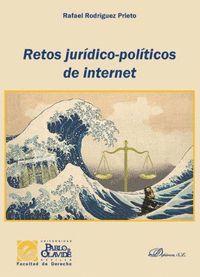 RETOS JURÍDICO-POLÍTICOS DE INTERNET