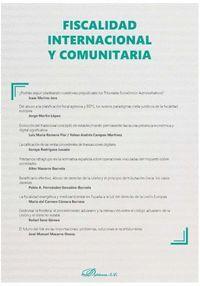 FISCALIDAD INTERNACIONAL Y COMUNITARIA