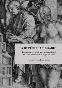 LA REPÚBLICA DE SABIOS