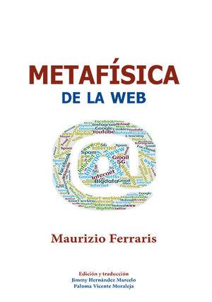 METAFISICA DE LA WEB