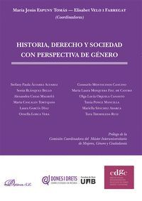 HISTORIA DERECHO Y SOCIEDAD CON PERSPECTIV
