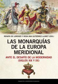 LAS MONARQUIAS DE LA EUORPA MERIDIONAL ANTE EL...
