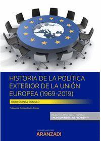 HISTORIA DE LA POLÍTICA EXTERIOR DE LA UNIÓN EUROPEA (PAPEL + E-B