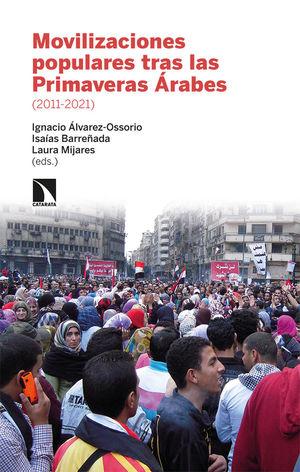 MOVILIZACIONES POPULARES TRAS LAS PRIMAVERAS ÁRABES 2011-21