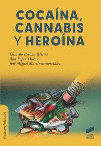 COCAINA CANNABIS Y HEROINA