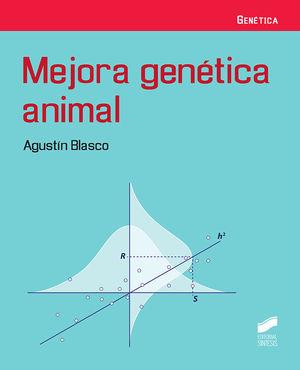 MEJORA GENETICA ANIMAL