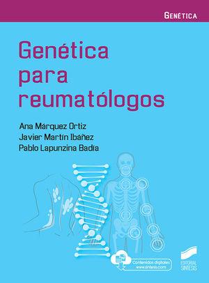 GENETICA PARA RAUMATOLOGOS