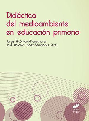 DIDACTICA DEL MEDIOAMBIENTE EN EDUCACION