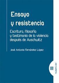 ENSAYO Y RESISTENCIA