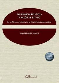 TOLERANCIA RELIGIOSA Y RAZÓN DE ESTADO