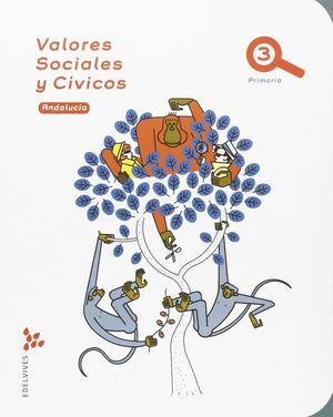 VALORES SOCIALES Y CÍVICOS 3º E.P. 2019