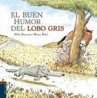 EL BUEN HUMOR DEL LOBO GRIS