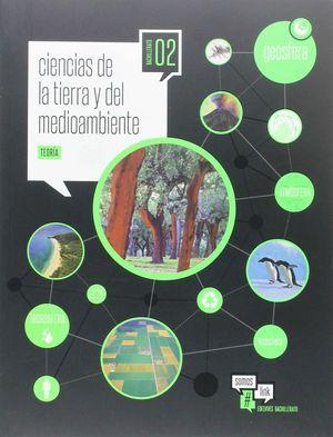 CIENCIAS DE LA TIERRA Y MEDIOAMBIENTALES 2.º BACH.