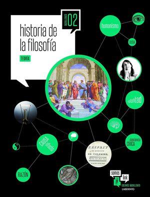 HISTORIA DE LA FILOSOFIA 2.º BACH. ( DOS VOLUMENES)
