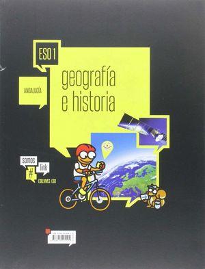 GEOGRAFÍA E HISTÓRIA 1º ESO-ANDALUCIA